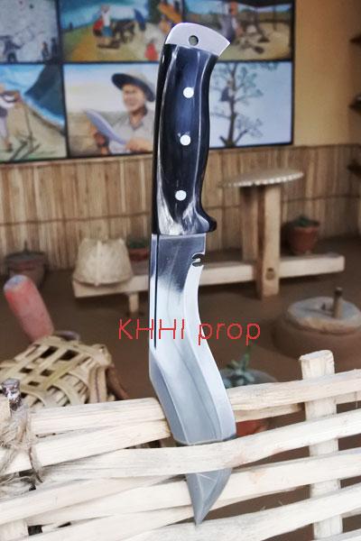 Kukri-Knife Hybrid (Chukuri)