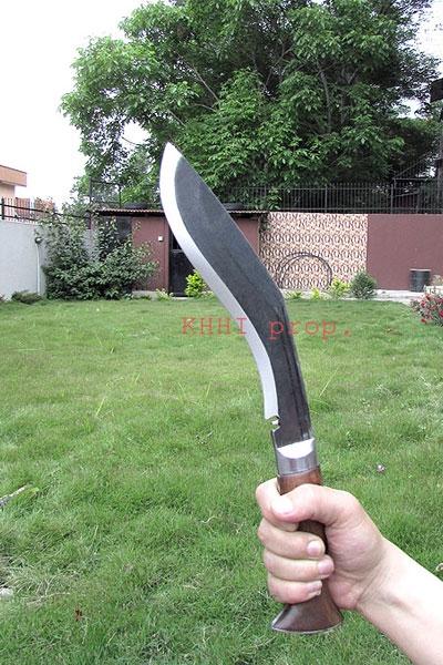5160 Raw Kukri (Forged To Serve)