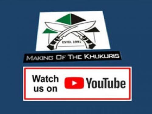 Watch the Making of Kukri