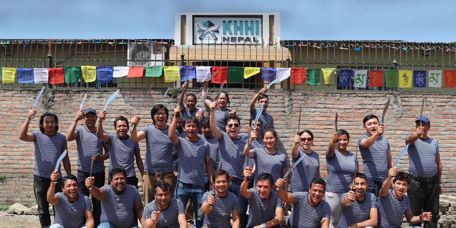 KHHI Staffs