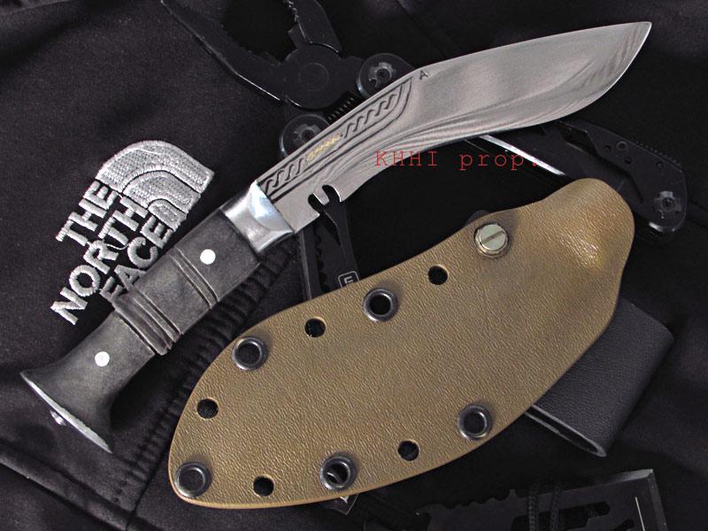 5 inch Utility Biltong Knife (My Mate)
