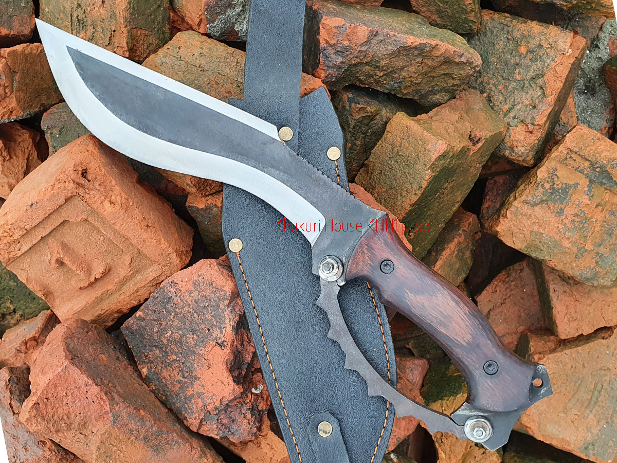 Battle-Combat knife (Trench kukri)