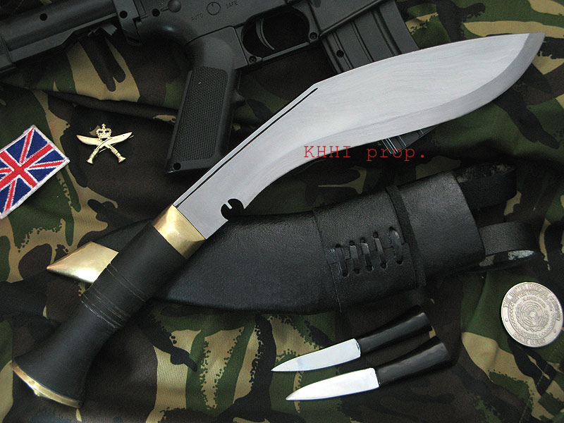 British Army Service Kukri (Training/Combat, 2009)