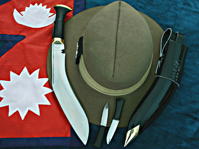 British Gurkha Service no.1 Kukri (2009, Ceremonial)