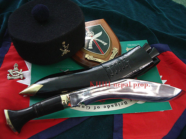no.1 Kukri for duty and parade