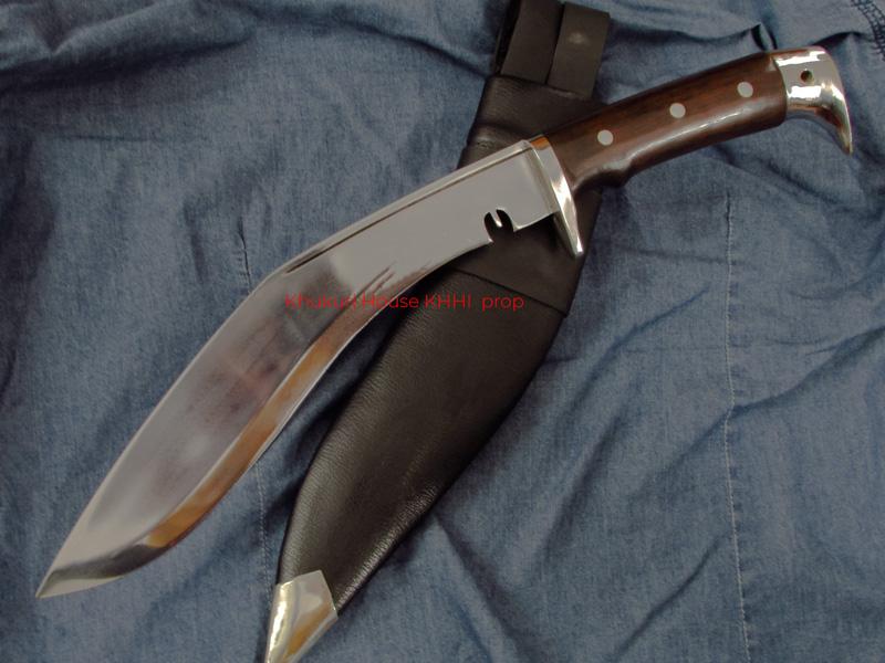 eagle handle khukuri with guard