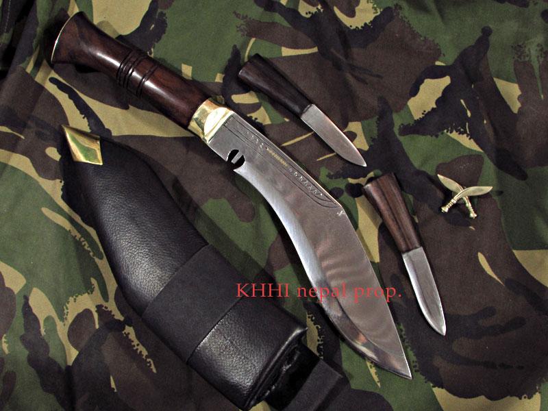 Gurkhas' 2nd choice kukri for field and training