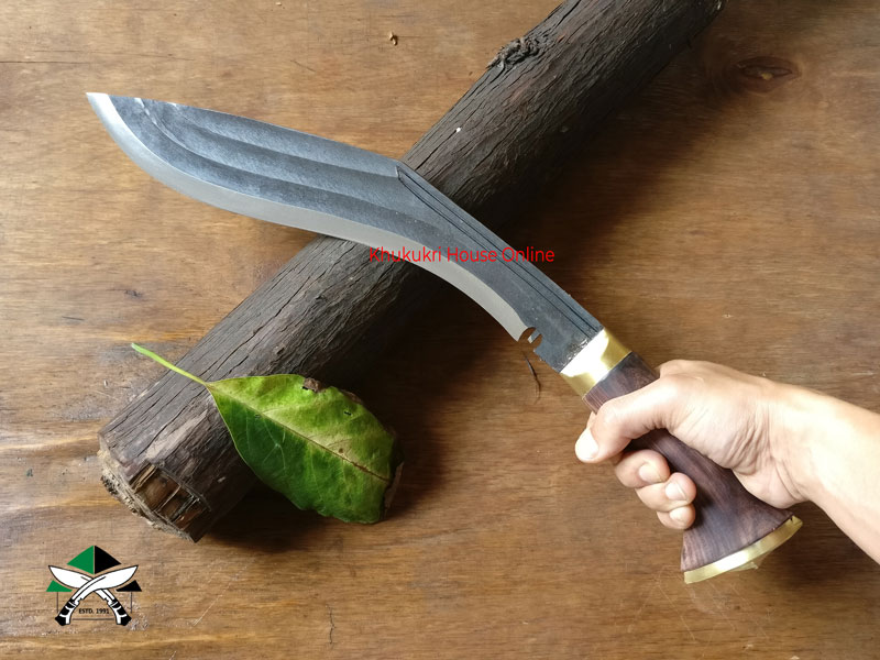 Forged in Fire khukuri carriage