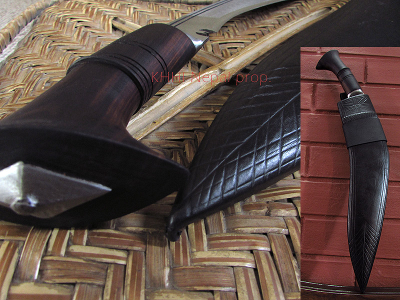 handle and sheath of 18th Century Kukri