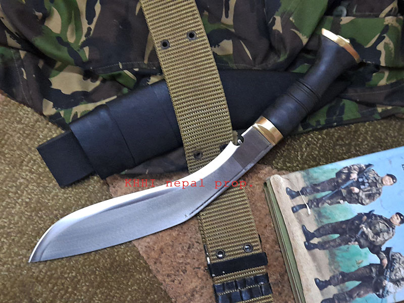 the no.1 modern battle kukri knife