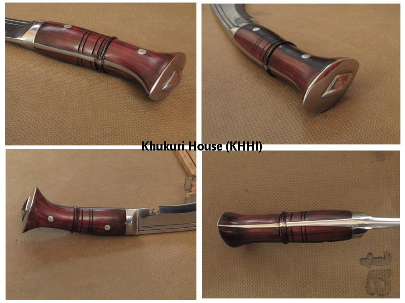 multi angle display of the handle