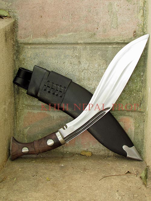 Historic Ang khola khukuri from Nepal