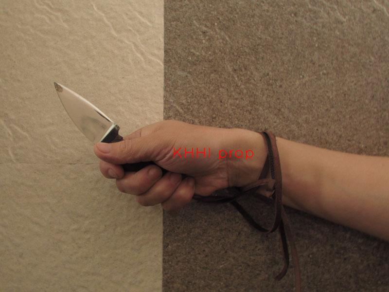 KHHI tiny EDC knife