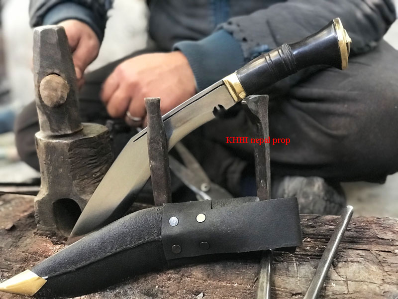 Sipahi kukri is official Nepali Army knife