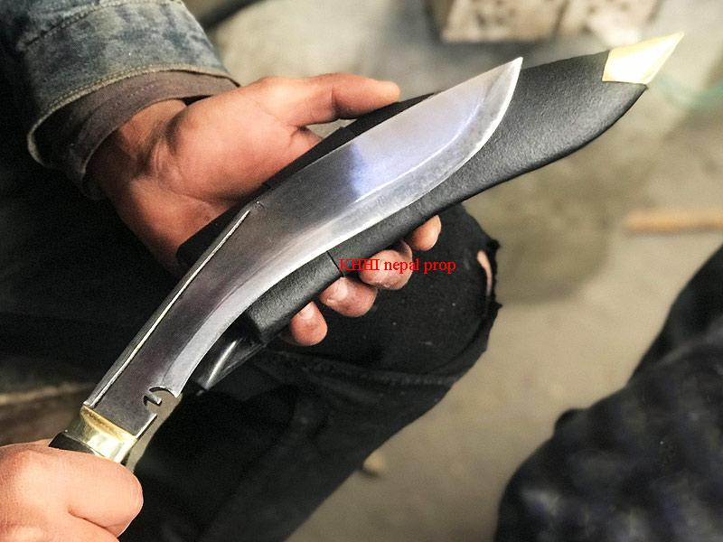 blade of nepal army kukri knife