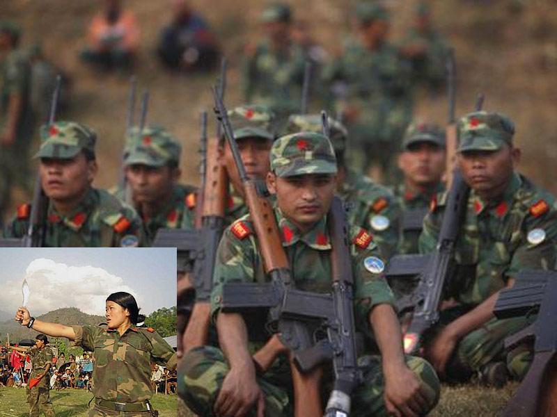 Maoist Chapamaar during insurgency