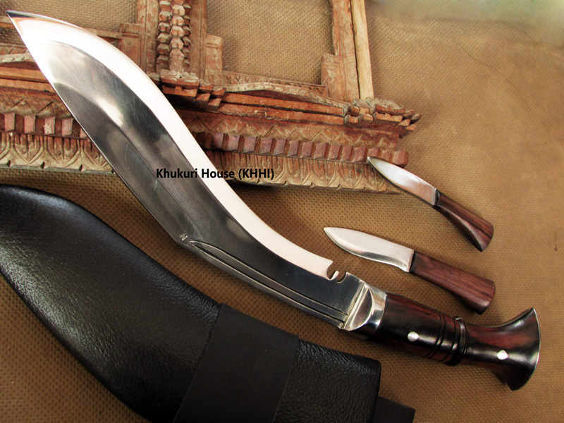 Pahade Kukri from the villages of Nepal