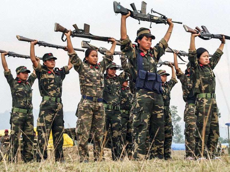 Nepalese Maoist Guerilla Army