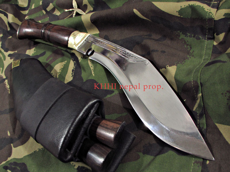 second choice jungle kukri of Gurkhas