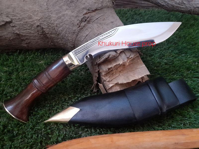 6 inch small functional kukri knife