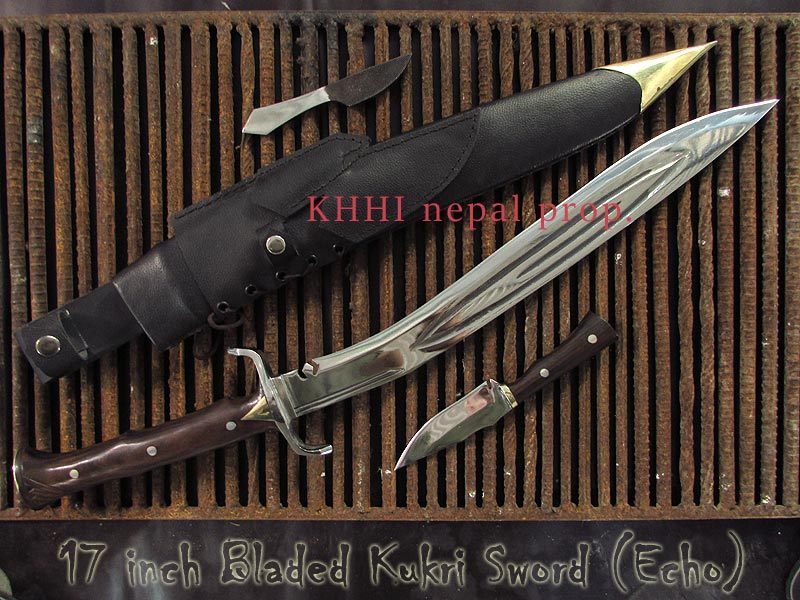 warrior kukri sword