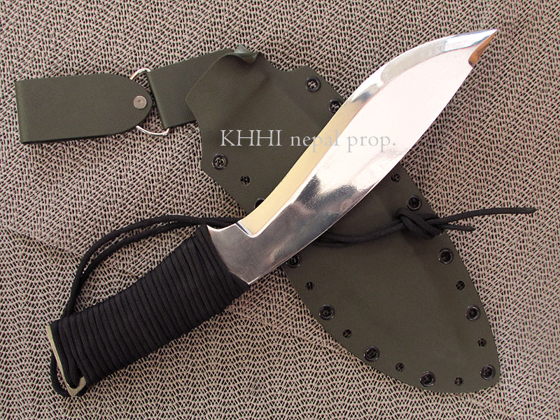 water proof kukri knife made by khhi