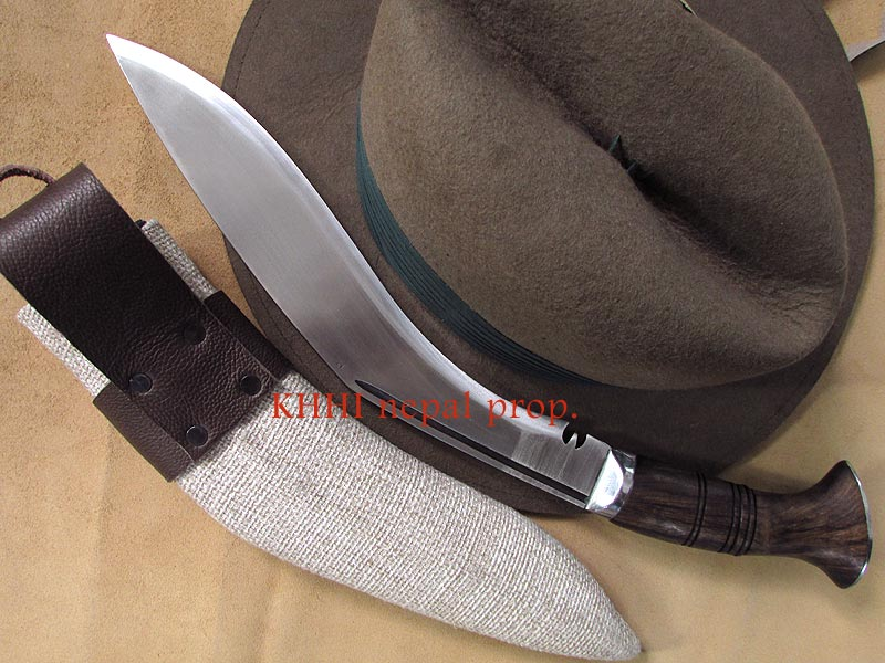 Desert Gorkha Issue Kukri (full view)