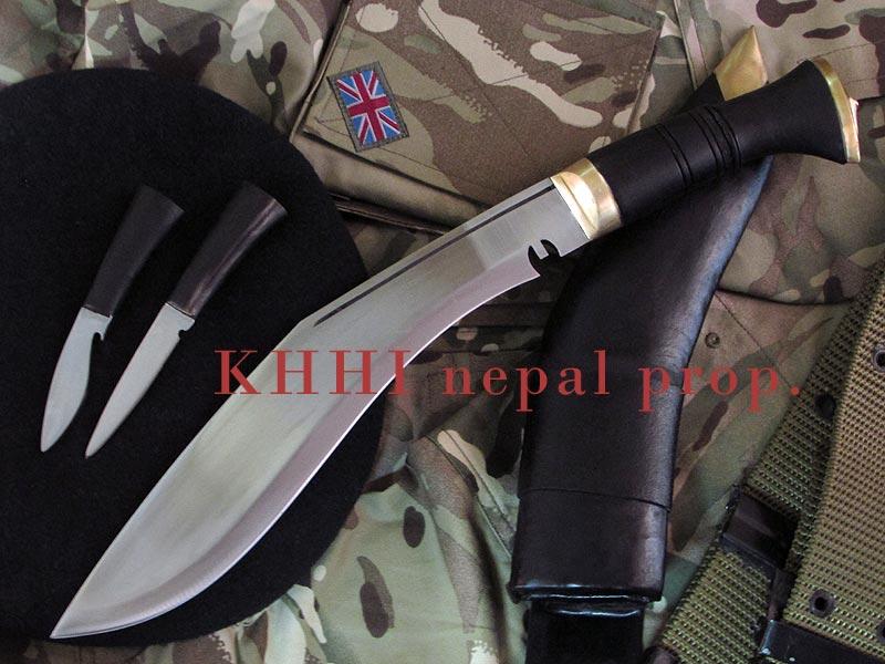 Gurkha Army Current Issue Service Khukuris (2020)