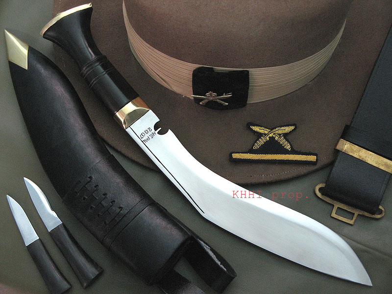 Gurkha Service no.1 Kukri (pre 1990 Duty/Parade Knife)