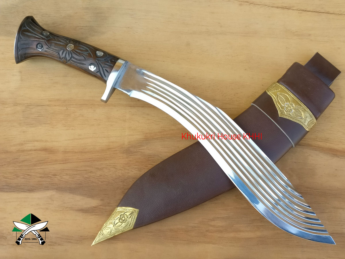 His Majesty's 7 Chirra Khukuri (Imperial)