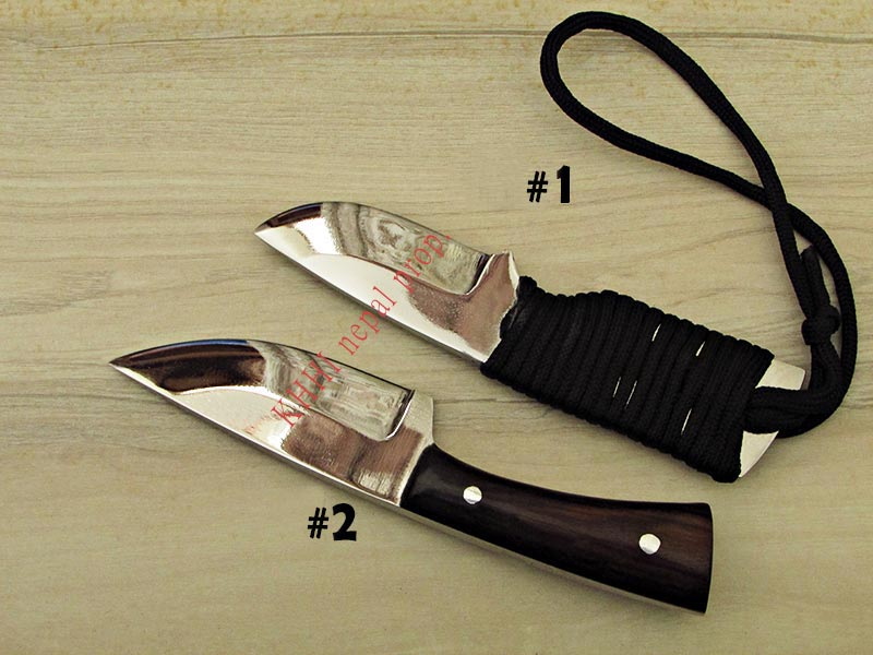 Kukri Utility-Back Up Knife