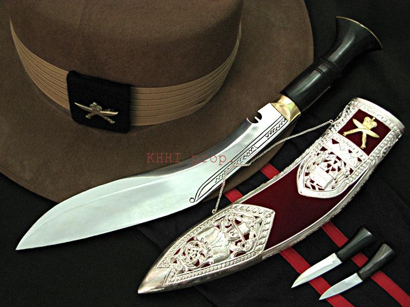 Military Kothimora Kukri (Gurkha Tribute)