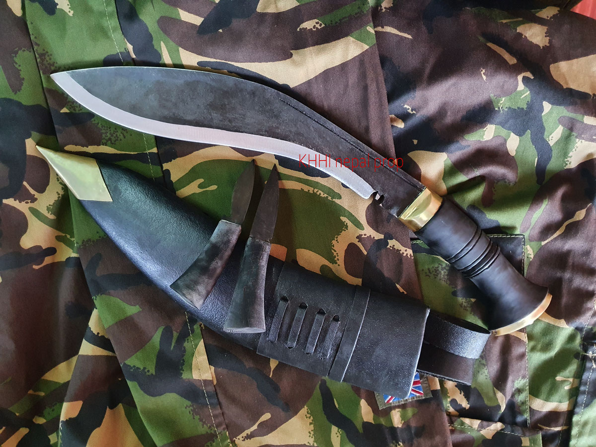 MK5 Gurkha Official Issue Khukuri (post 1947 independence)