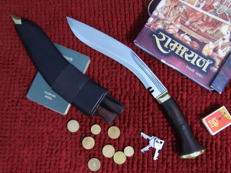 Typical Sirupate Khukuri (Farmer's no.1 )