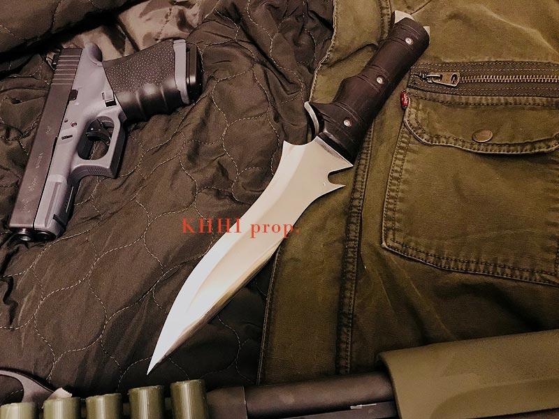 Tactical-Survival Ultra Modern knife (Viper)