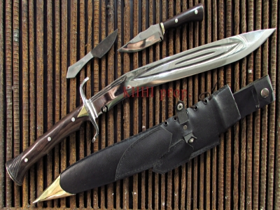 17inch Bladed Kukri Sword (Echo)