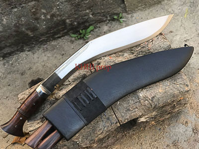 18inch Large Slayer Kukri (Zombie Head)
