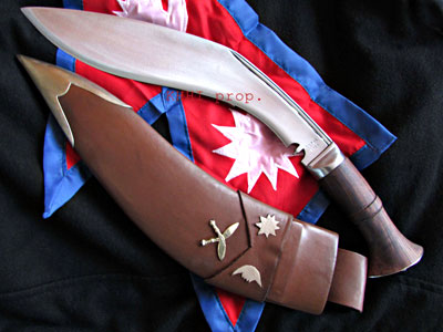 National Tribute 2015 (Native Khukuri)