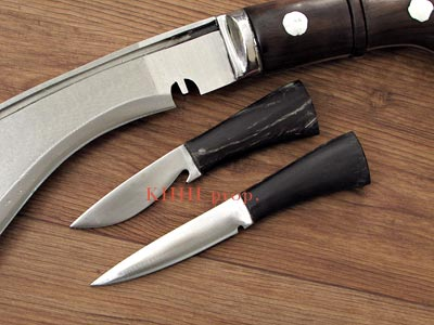 HC 5160 Karda Chakmak (Accompanying Knives)