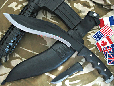 Night Operation Khukri (Black Afghan)