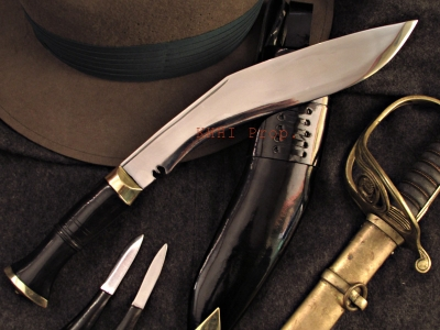 BSI Ceremonial Kukri (Special Army Events)