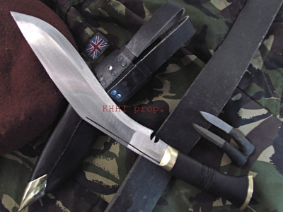 BSI Kukri Knife (2016-17 Official Issue)