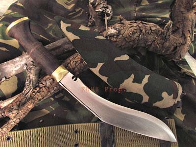 Military Battle Kukri (Camouflage)