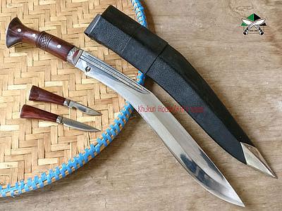 15 inch Large Machete Kukri (Chitlange)