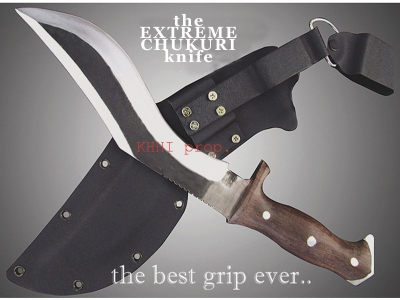 Extreme Chukuri Knife (Comfortable Handle)