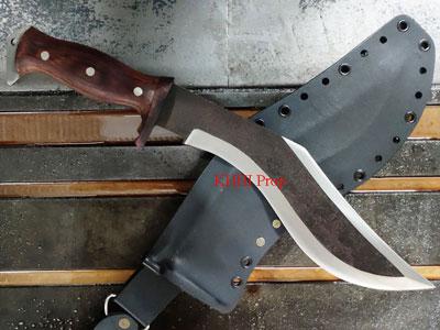 Extreme Chukuri Knife (Comfortable Handle)