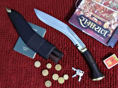 Typical Sirupate Khukuri (Farmer's no.1)