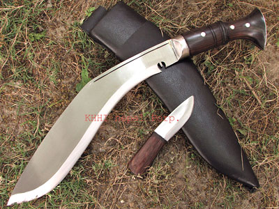 Genuine Wilderness Khukuri (Survival Team)