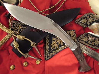 Gorkha King Prithvi Khukuri (Unified Nepal)