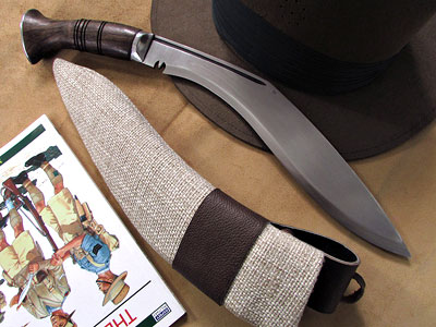 Desert Gorkha Issue Kukri (West Frontiers)